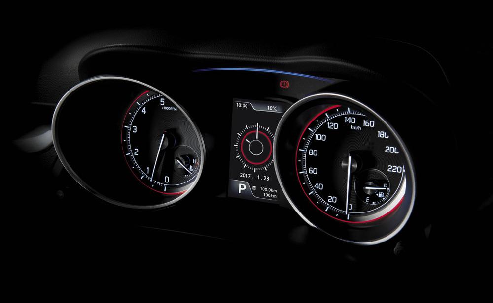 Фотогалерея нового Suzuki Swift.
