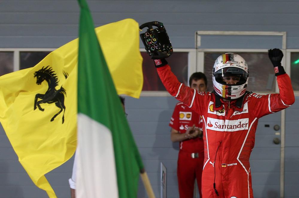 Обзор Гран-при Бахрейна 2017 года – читать и смотреть фото на Am.ru