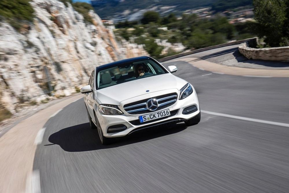 Журнал am.ru - Mercedes-Benz C-класса: Роскошь — не порок