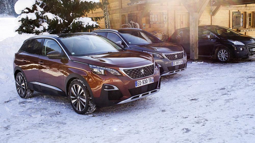 Тест-драйв Peugeot 3008 второго поколения и путешествие в Савойю – читать и смотреть фото на Am.ru