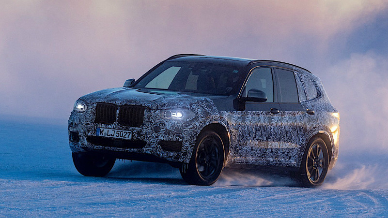 BMW готовит новый 475-сильный мотор для X3 иM3