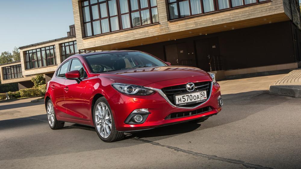 Длительный тест Mazda 3