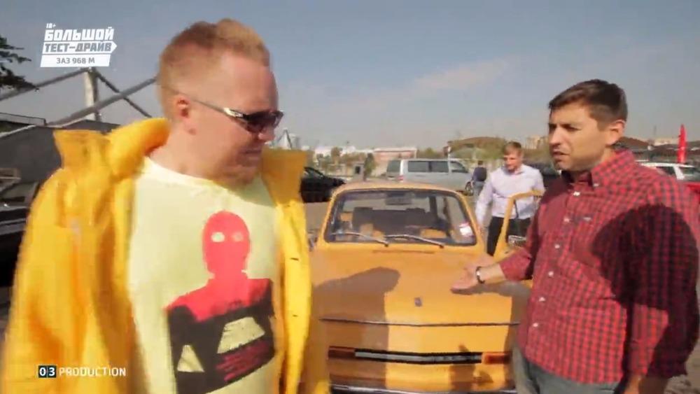 Видео тест-драйв ЗАЗ 968 М от Сергея Стиллавина – смотреть на  Am.ru