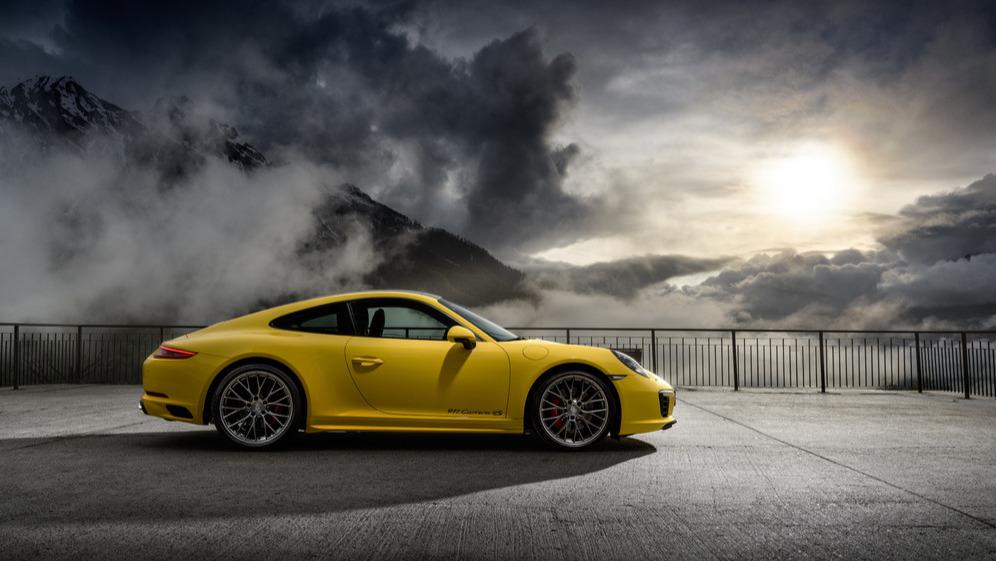 Тест-драйв Porsche 911 Carrera и 911 Carrera S от Am.ru
