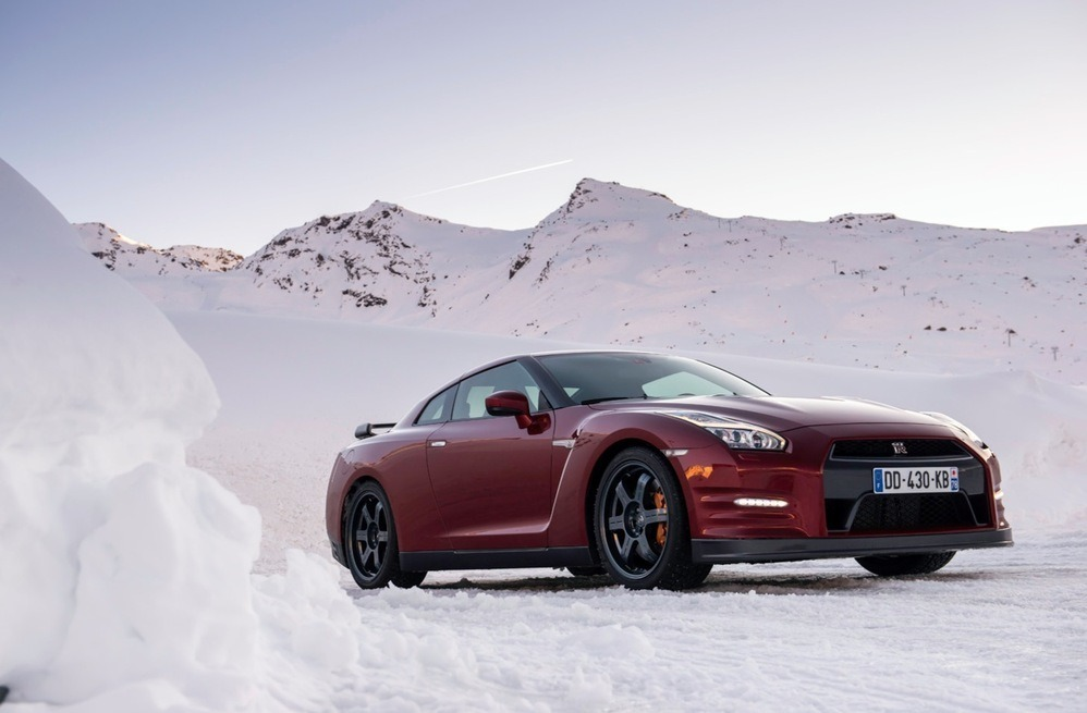 Тест-драйв Nissan GT-R R-35 GranTurismo - Журнал am.ru