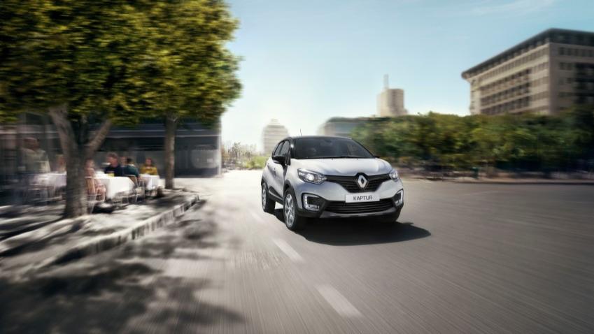 У Renault Kaptur подкрылок может повредить тормозной шланг.