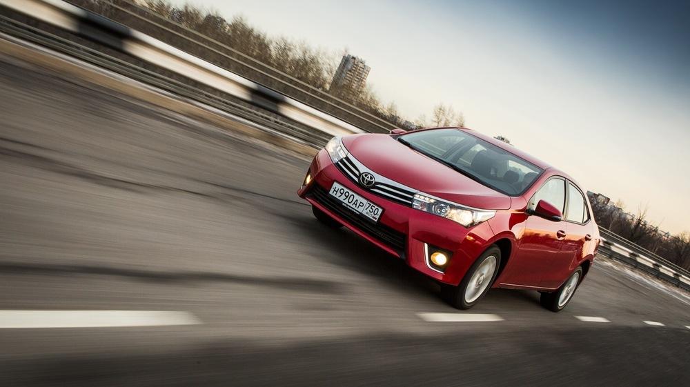 Длительный тест Toyota Corolla