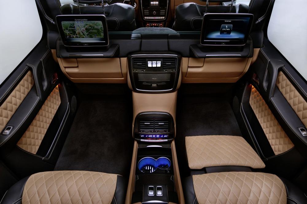 Все Mercedes-Maybach G 650 Landaulet нашли покупателей.Новость Am.ru
