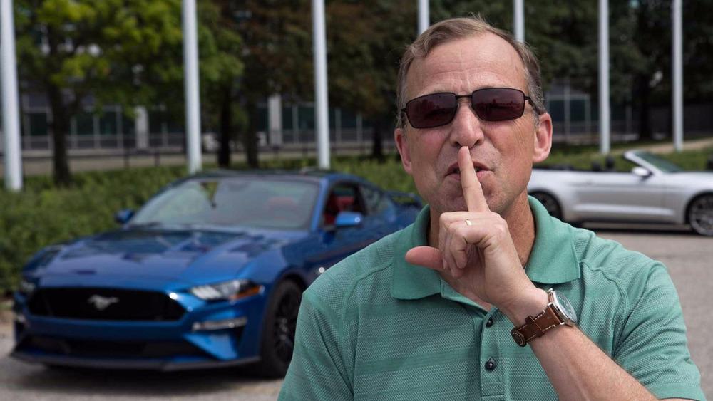 Обновлённый Mustang зарычит шёпотом