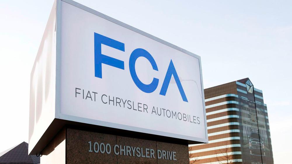 Союз Fiat-Chrysler может быть продан китайским автогигантам