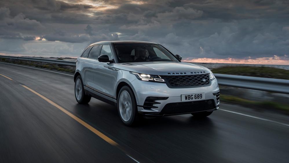 Тест-драйв Range Rover Velar – читать и смотреть фото на Am.ru