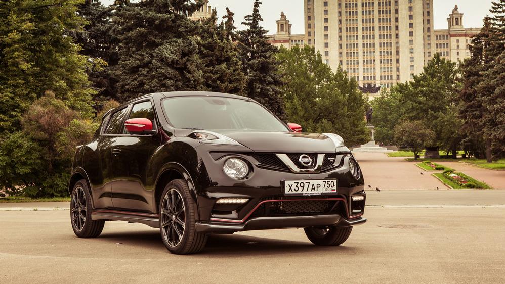 Тест-драйв Nissan Juke Nismo RS – обзор и фото Ниссан Джук Нисмо ЭрЭс от Am.ru
