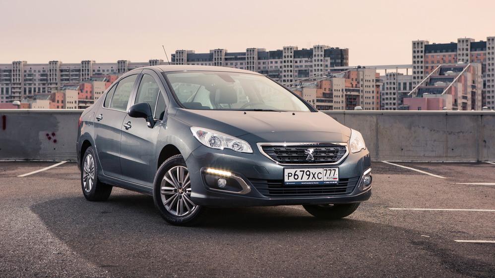 Тест-драйв обновлённого Peugeot 408 – читать и смотреть фото на Am.ru