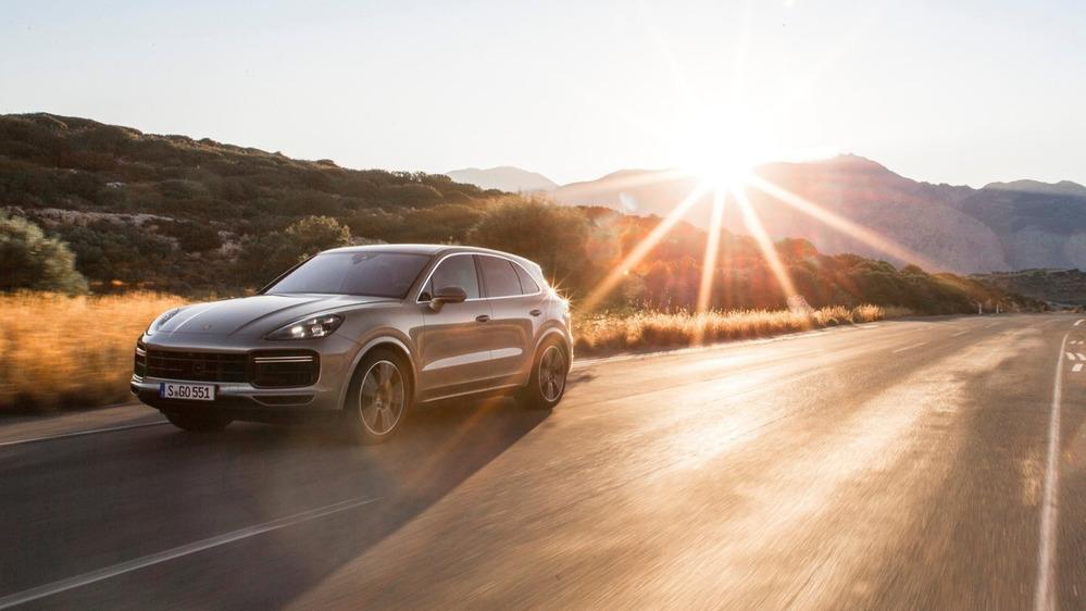 Тест-драйв Porsche Cayenne третьего поколения - читать и смотреть фото на Am.ru
