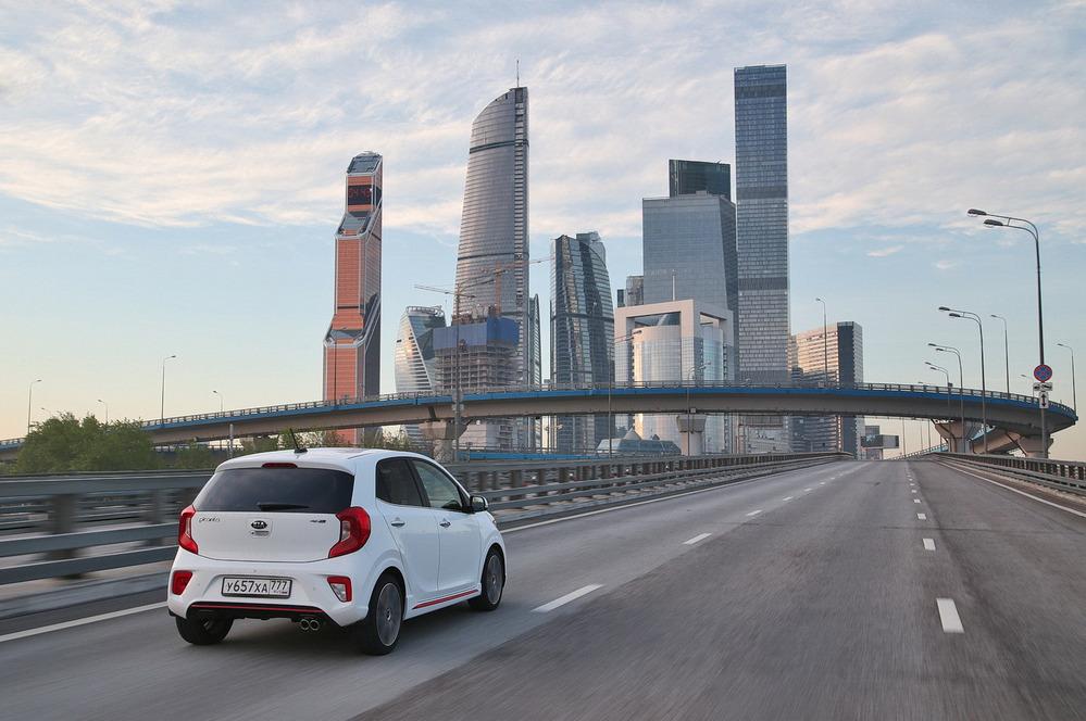 Тест KIA Picanto третьего поколения – читать и смотреть фото на Am.ru
