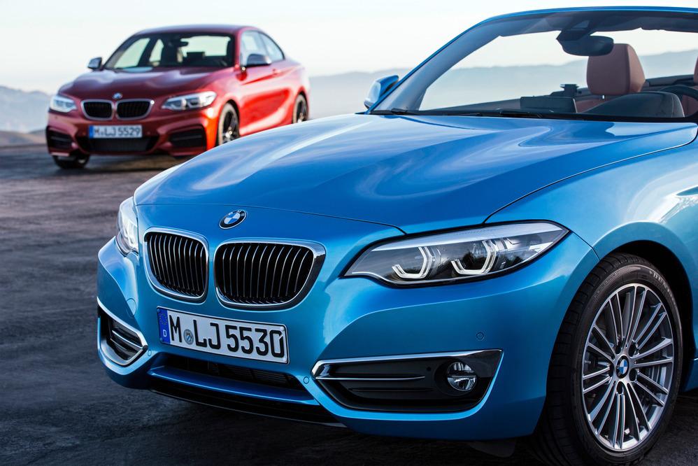Обновлённая BMW 2 Series подорожала сильнее, чем 1 Series.