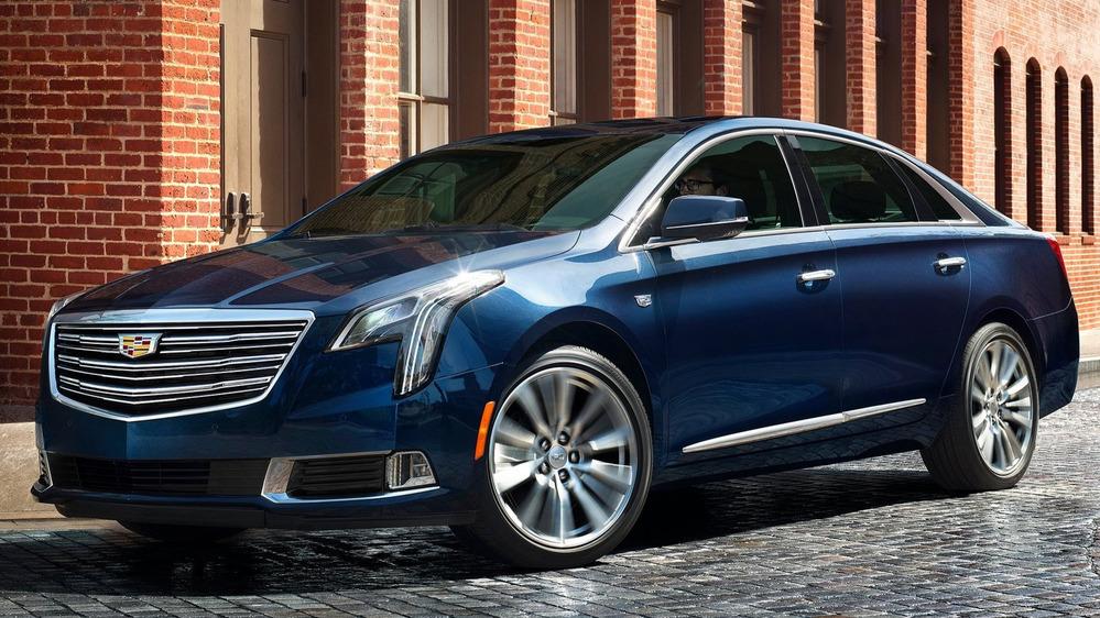 Cadillac XTS обновился.Новости Am.ru