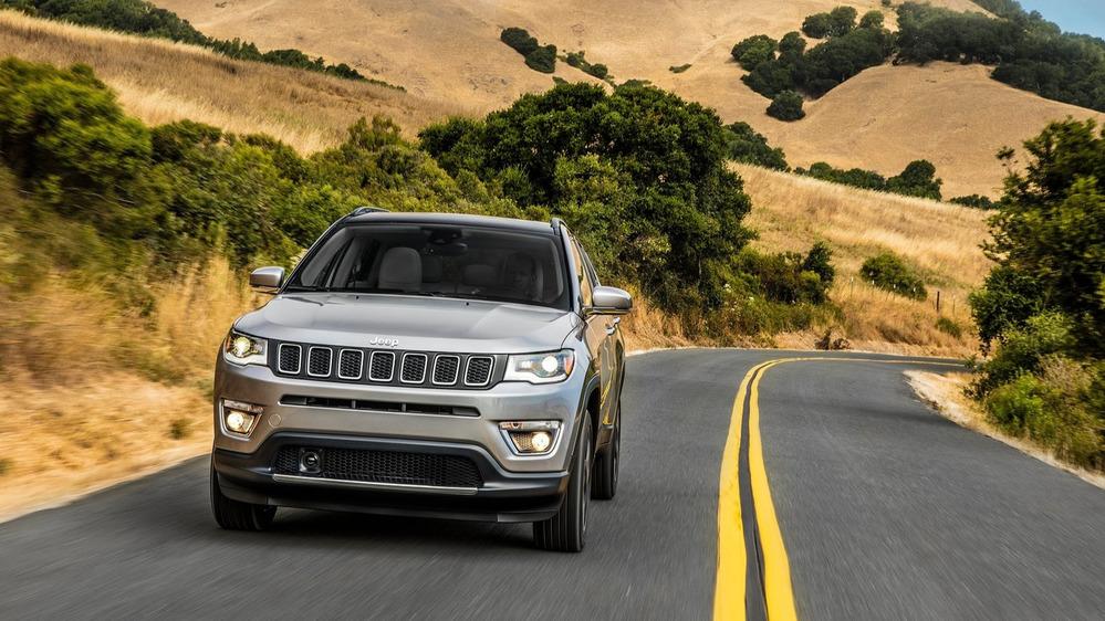 Jeep поведал о обновленной версии Compass для Российской Федерации