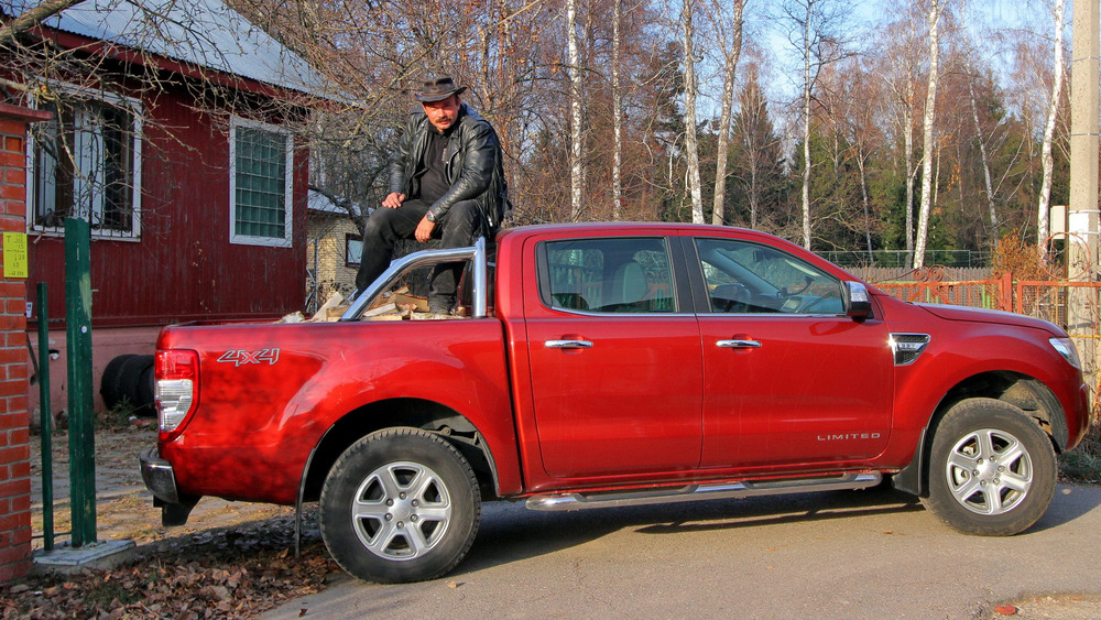 Тест драйв Ford Ranger 2.2 XLT Limited