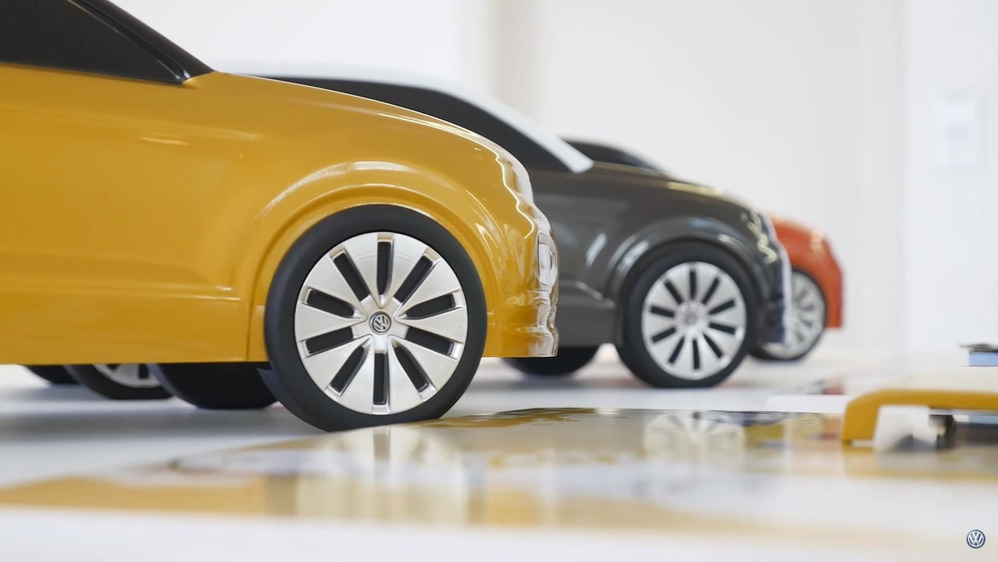 Volkswagen T Roc рассекретят в конце августа