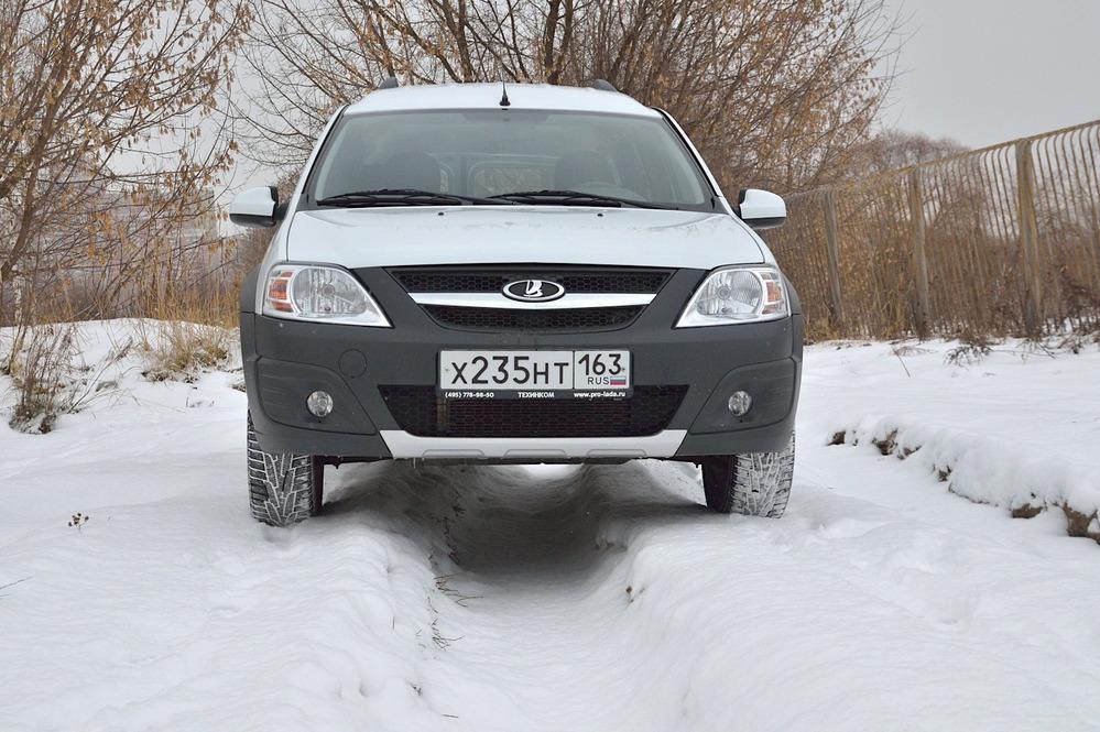 Тест-драйв Lada Largus Cross от Am.ru – смотреть фото и видео на Am.ru