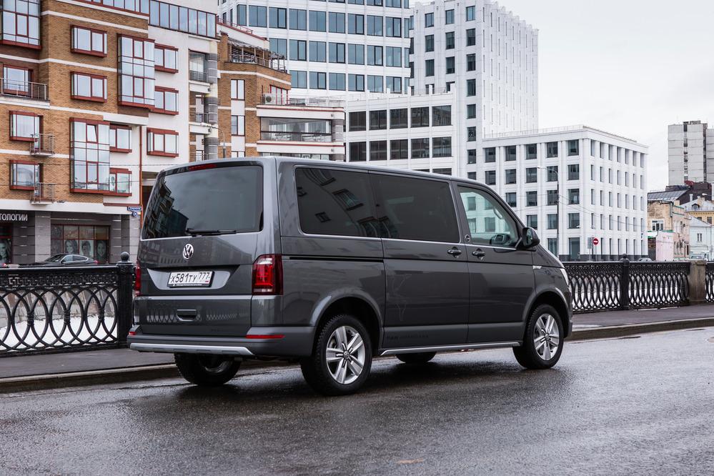 Есть мнение: тест VW Multivan PanAmericana.