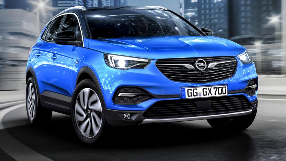 Третий кроссовер Opel тоже построят на платформе PSA.