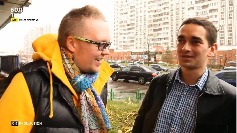 Видео тест-драйв Nissan Maxima QX от Сергея Стиллавина – смотреть на  Am.ru