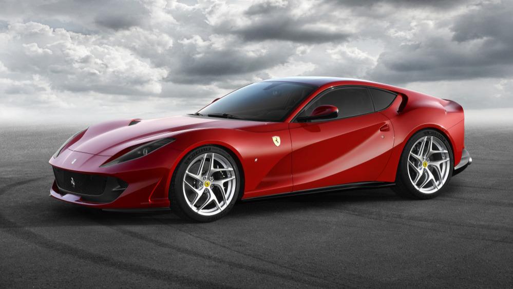 Ferrari выпустит суперкар с самым мощным атмосферным V12.