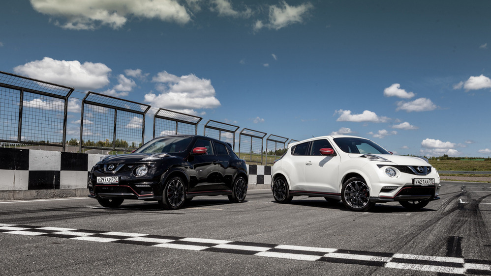 Тест-драйв Nissan Juke Nismo RS на гоночной трассе – обзор и фото Ниссан Джук Нисмо ЭрЭс от Am.ru