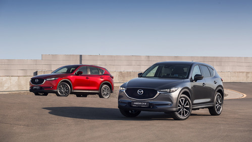Тест-драйв Mazda CX-5 нового поколения.Новости Am.ru
