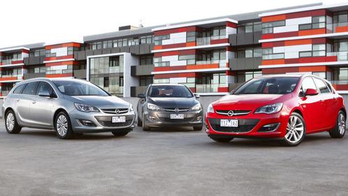 Полезные советы по выбору Opel Astra J с пробегом.
