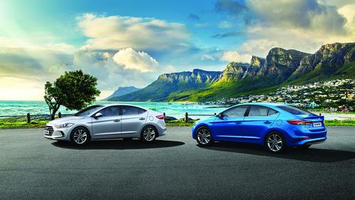 Сравнение двух поколений Hyundai Elantra – читать статью на Am.ru