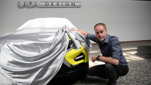 Видеотизер нового концепт-кара Lada.