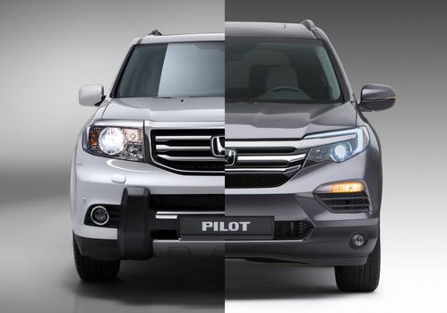 Сравнительный обзор второго и третьего поколения Honda Pilot