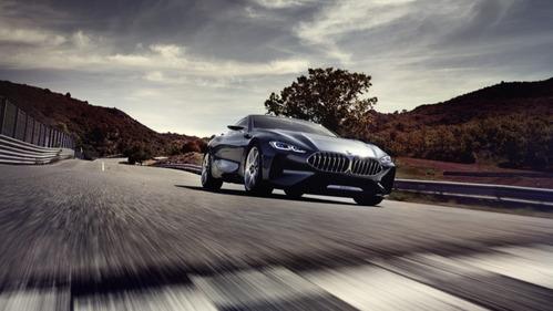 8 Series  оказалась не похожей на другие модели BMW.