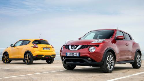 Nissan Juke вернулся на российский рынок.Новости Am.ru