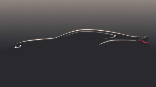 Показан первый тизер новой BMW 8-Series.