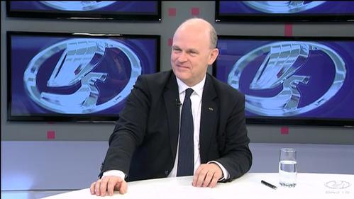 Первое интервью с новым президентом АвтоВАЗа