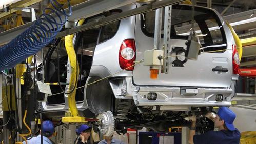 Завод GM-Автоваз встал из-за нехватки комплектующих.Новости Am.ru