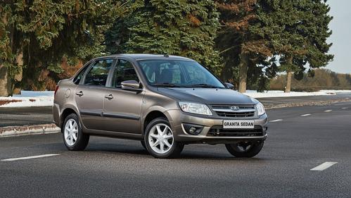 «АвтоВАЗ» снизит цены на Lada Granta в 2017 году.