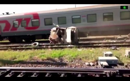 Жуткая авария в Краснодарском крае.