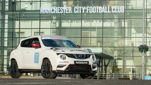 Официальные фотографии сорвевнования Nismo и Манчестер Сити - смотреть фото на Am.ru.