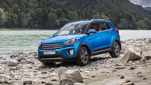Hyundai Creta вытеснил Lada Vesta из лидеров продаж.
