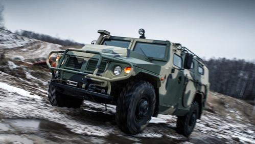 «Тигр-2» появится в 2018 году.Новости Am.ru