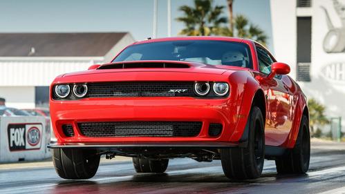 Все подробности о Dodge Challenger SRT Demon – читать и смотреть фото на Am.ru