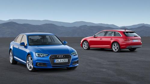 Сравнительный обзор поколений B8 и B9 Audi A4