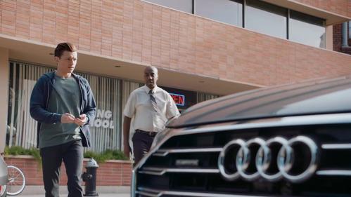 Audi A8 засветили в ролике про Спайдермена – смотреть видео на Am.ru