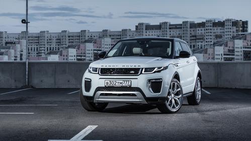 Тест-драйв Range Rover Evoque – читать и смотреть фото на Am.ru