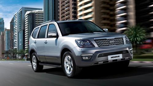 В России стартовали продажи обновлённого Kia Mohave.